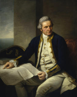 Schilder: Nathaniel Dance ca. 1775. Bron: National Maritime Museum, United Kingdom