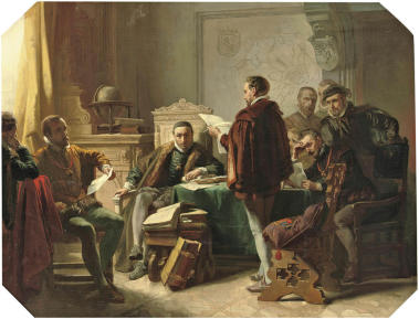 Schilder: Jacob Spoel, 19e eeuw. Bron: Christie's, LotFinder: entry 5433588 (sale 2862, lot 99